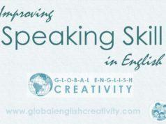 Improving Speaking Skill in English _