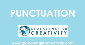 PUNCTUATIONS-GLOBAL ENGLISH CREATIVITY