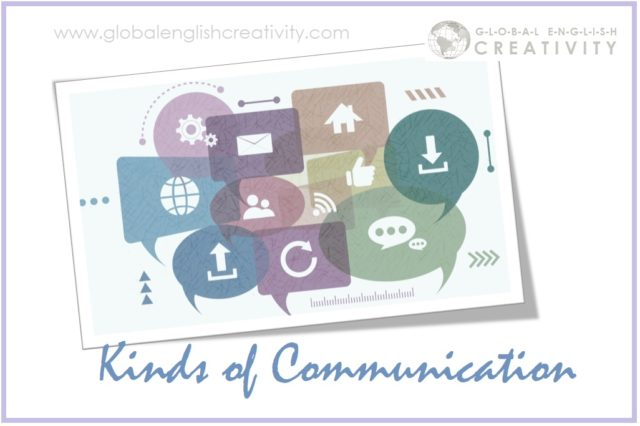 Kinds Of Communication.