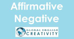 Affirmative_Negative
