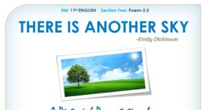 Poem_There Is Another Sky_
