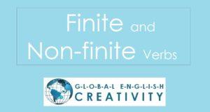 Finite_Non Finite_Verbs