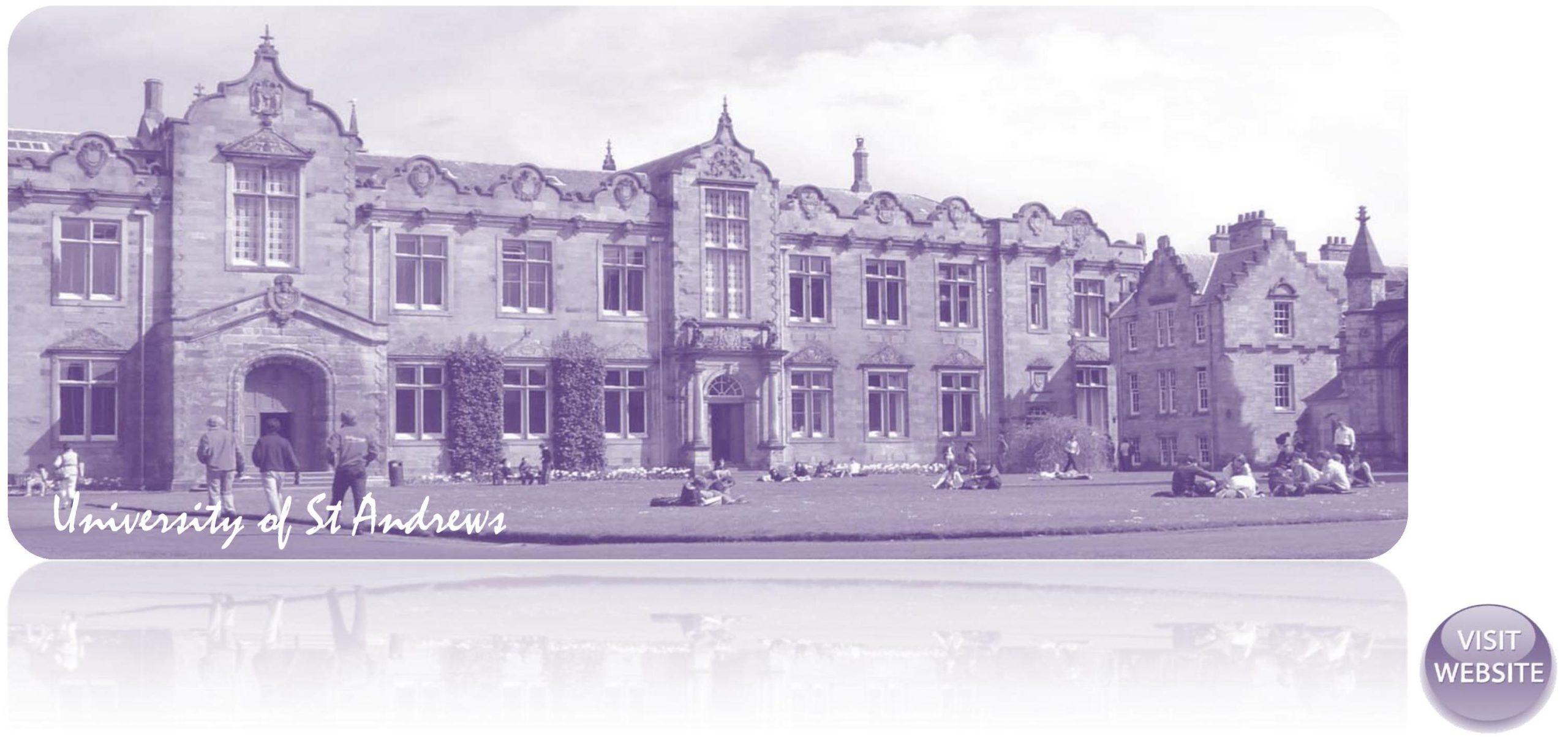 University of St Andrews UK