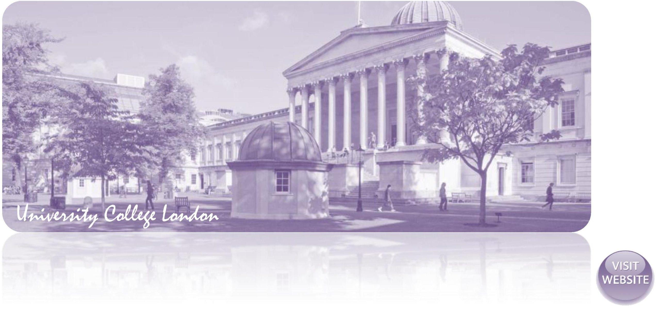 University College London UK