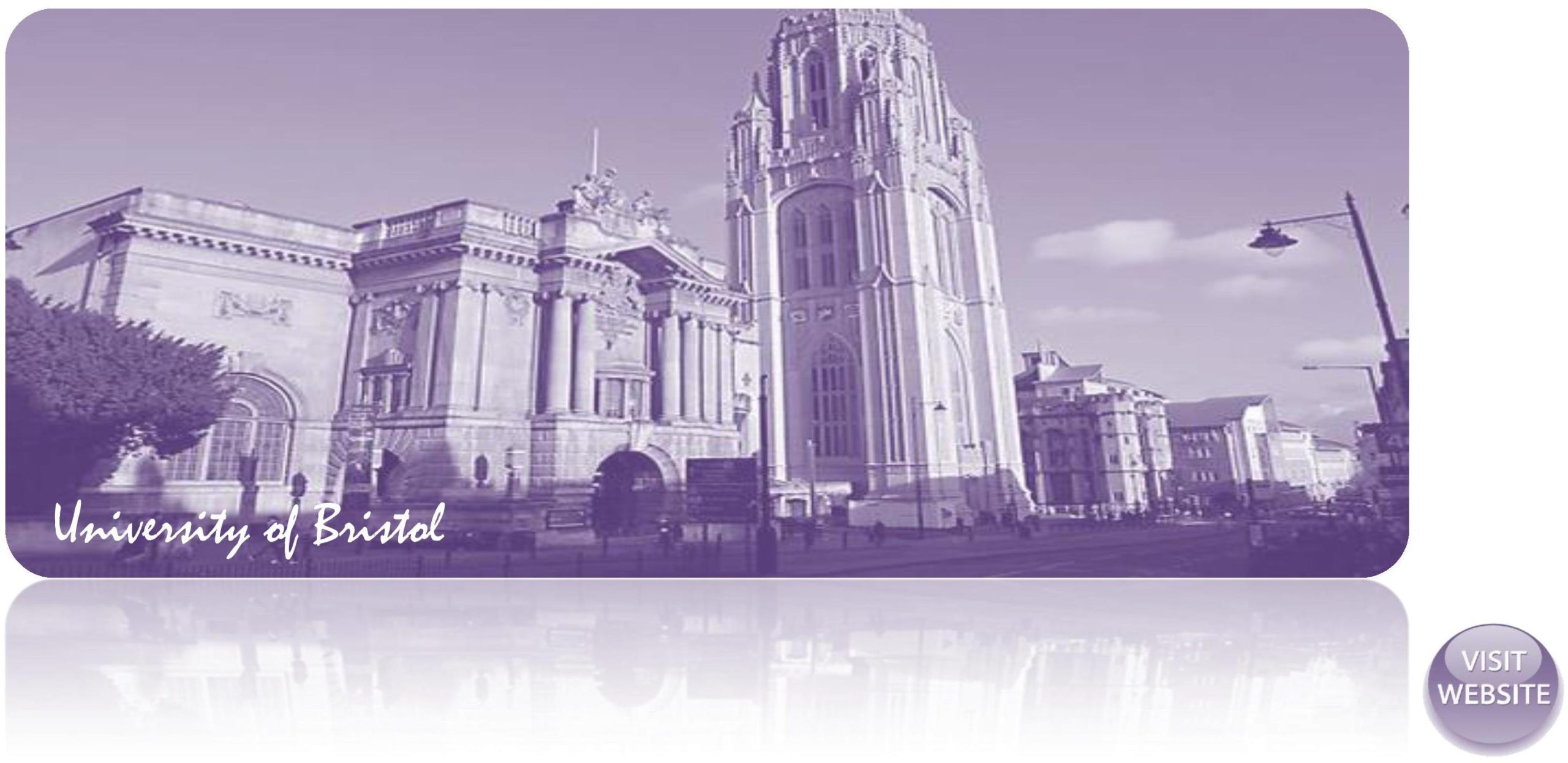 University of Bristol UK