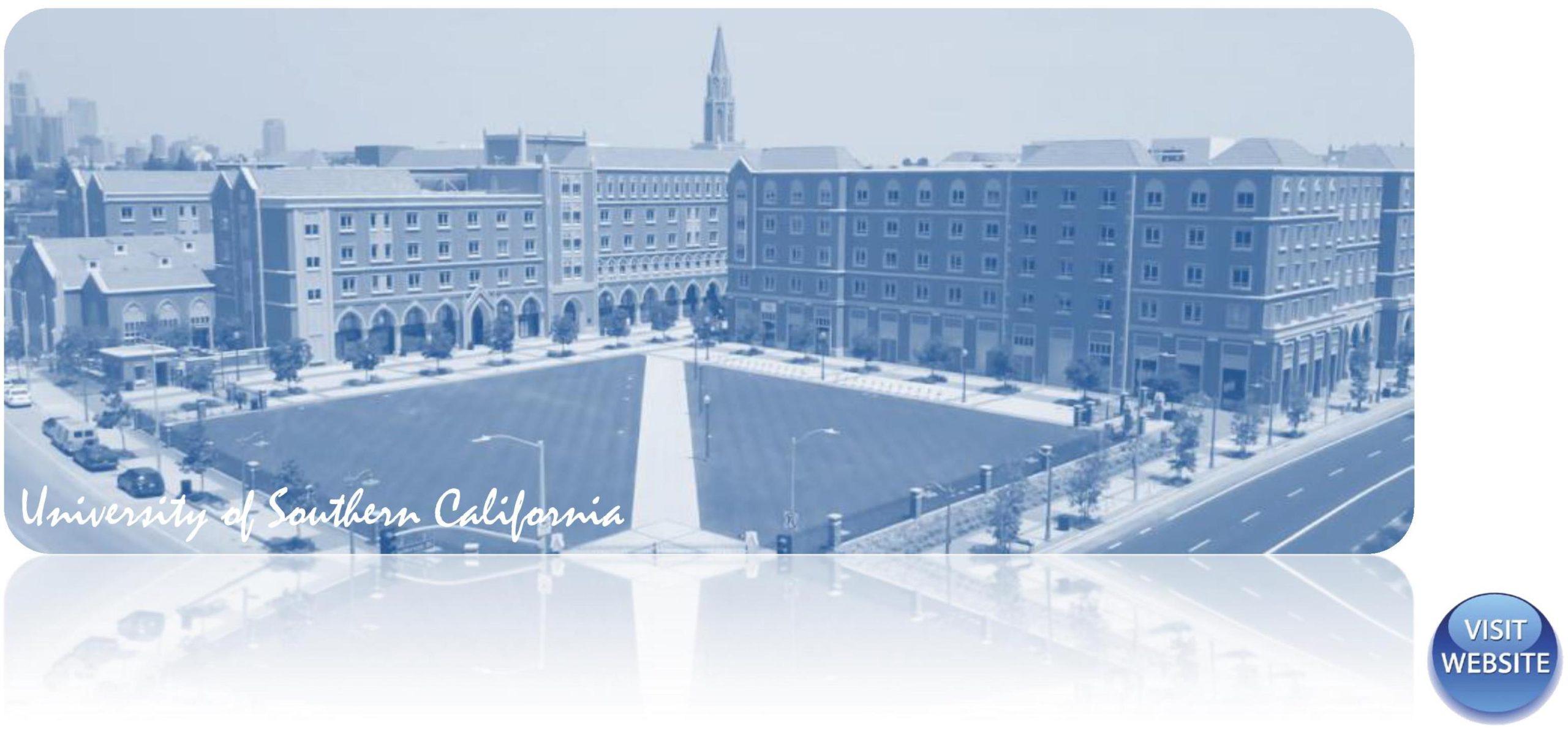 University of Southern California USA