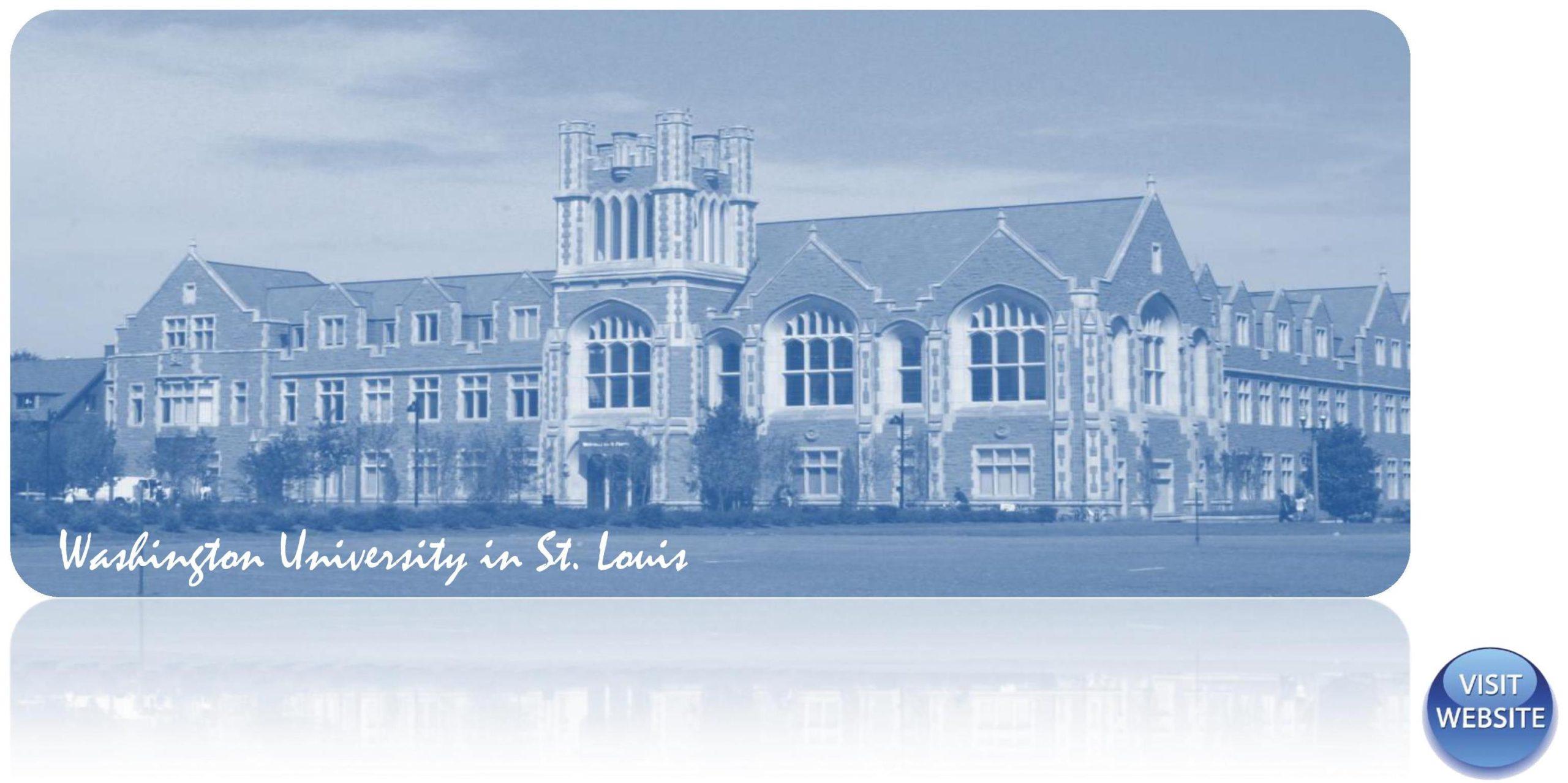 Washington University at St Louise USA