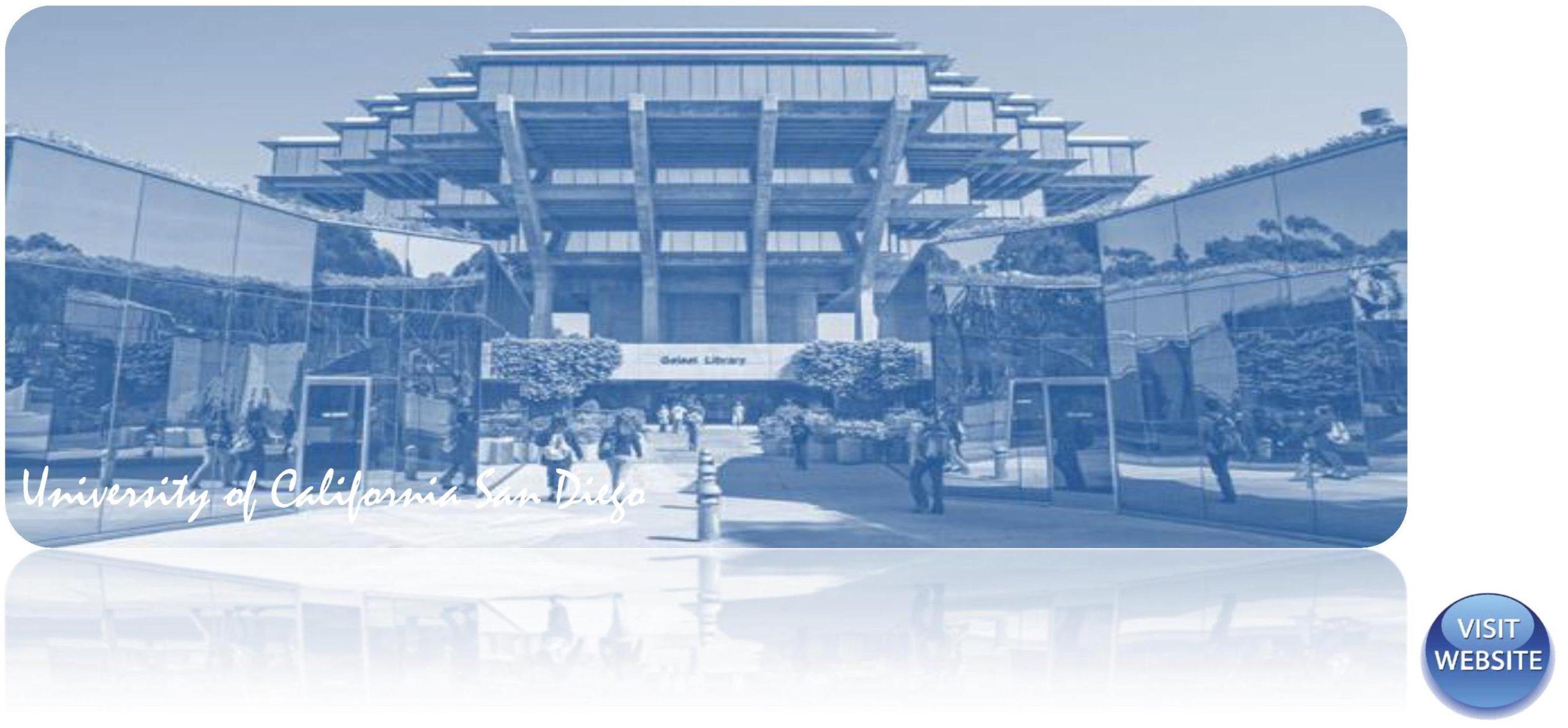 University of California San Diego USA