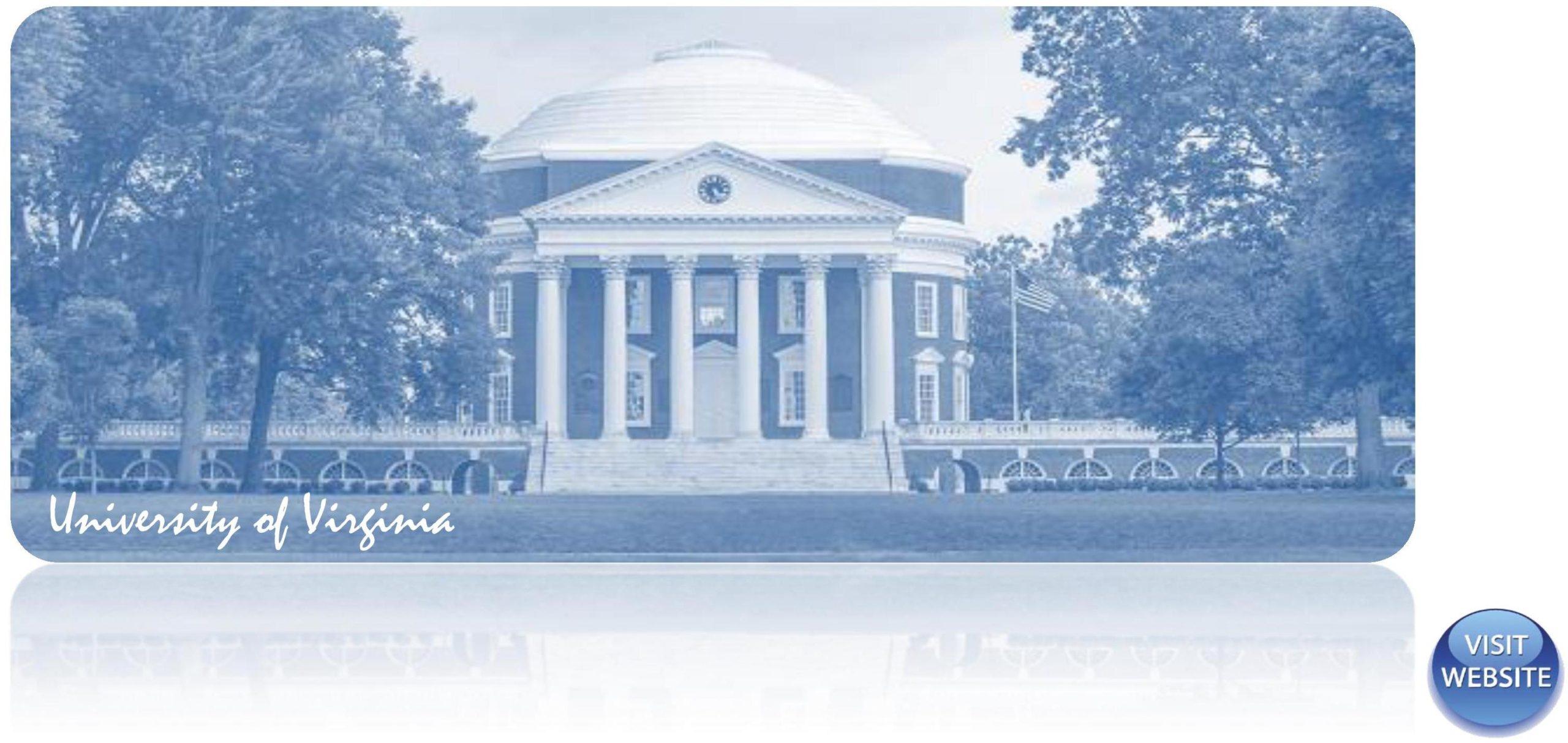 University of Virginia USA
