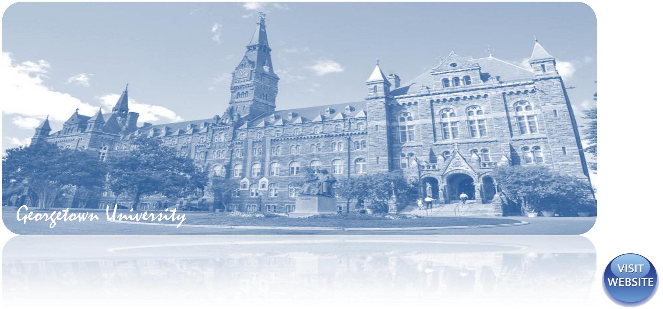 Georgetown University USA