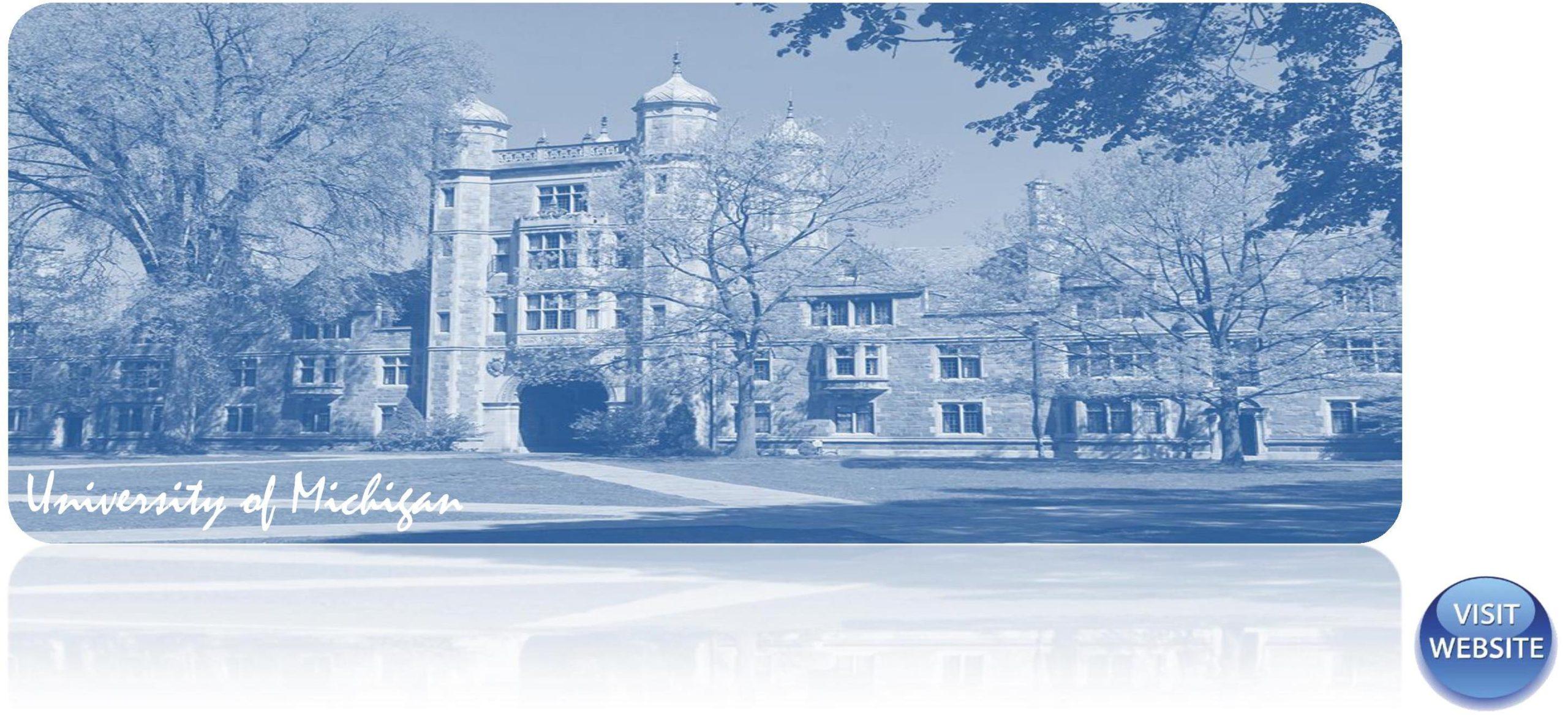 University of Michigan USA