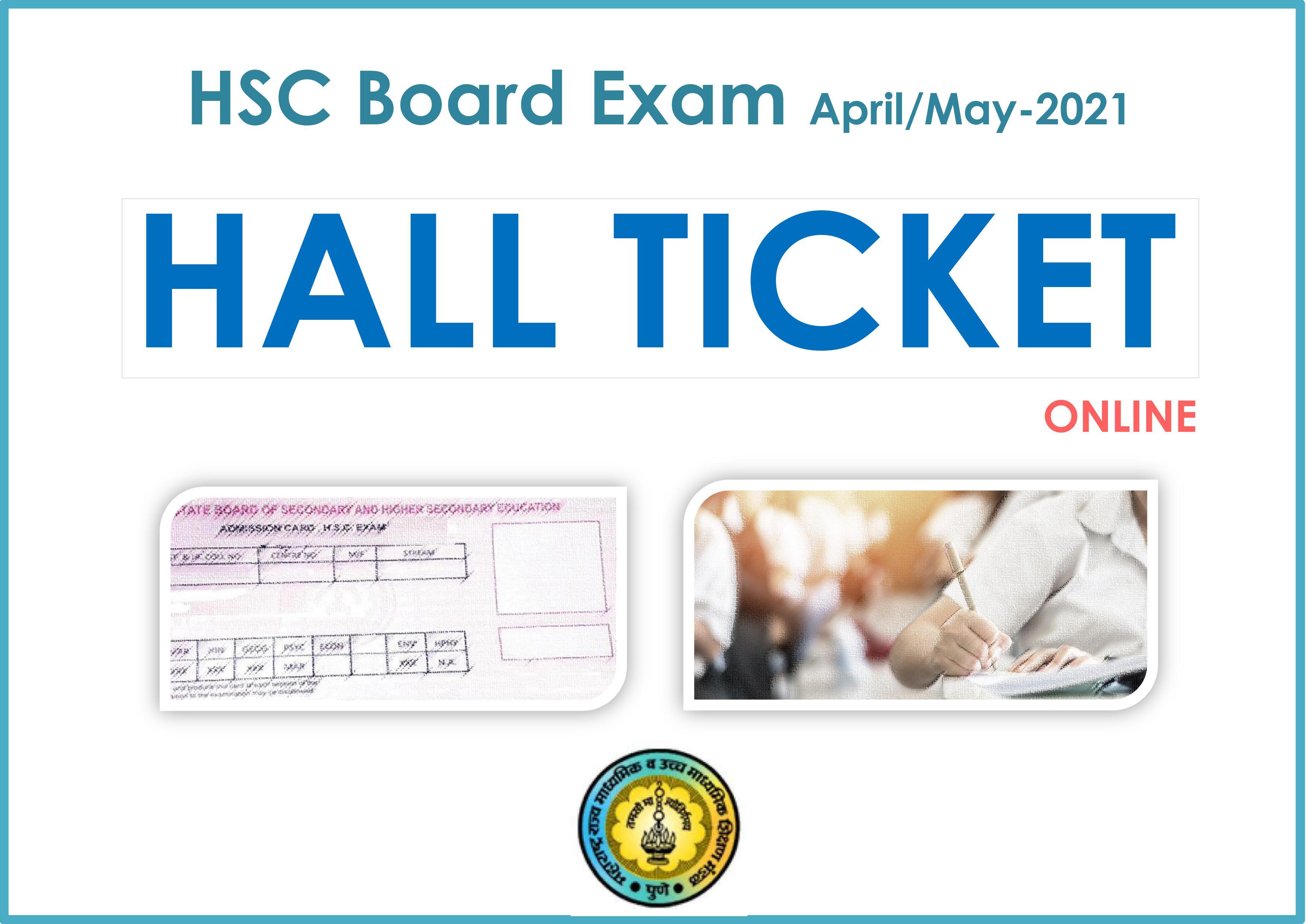 HSC_Hall_Ticket_2021_