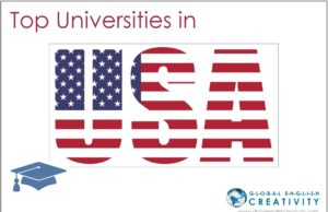 TOP UNIVERSITIES IN USA