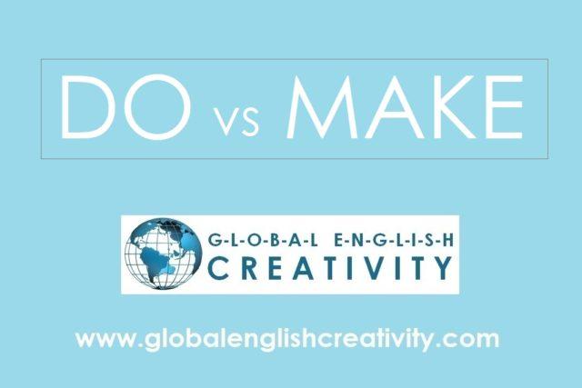 English_Grammar_DO vs MAKE